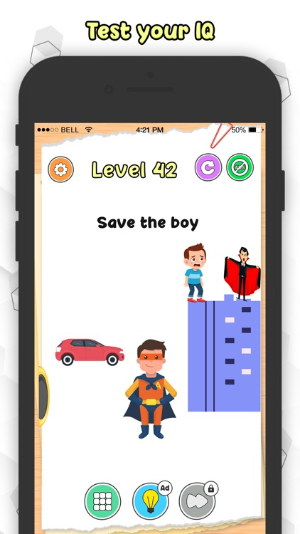 Brain Game - Brain Test screenshot-4