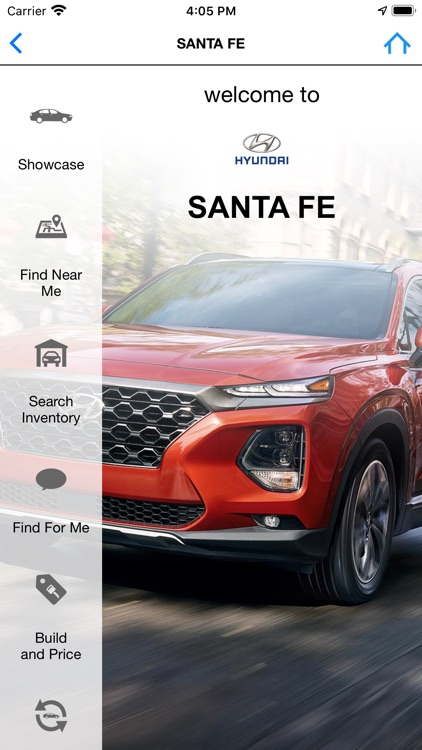 Hyundai Santa Fe screenshot-0