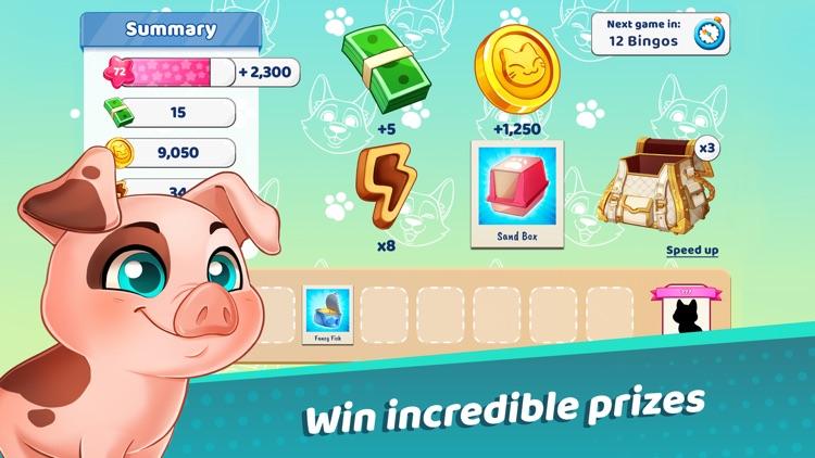 Bingo Friends. Live Bingo Game screenshot-4