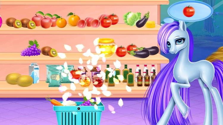 Rainbow Pony care screenshot-4