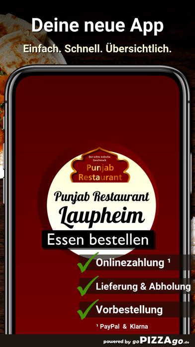 Punjab Restaurant Laupheim screenshot 1