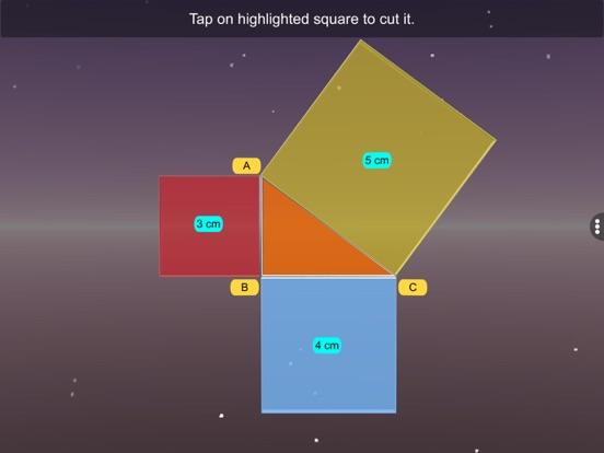 Pythagoras Theorem In 3D screenshot 12