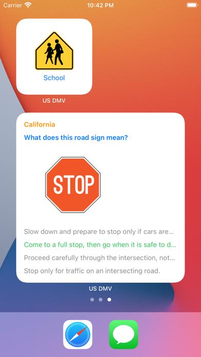 DMV Driving License Test 2020 screenshot 8