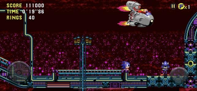 Sonic CD Classic Screenshot