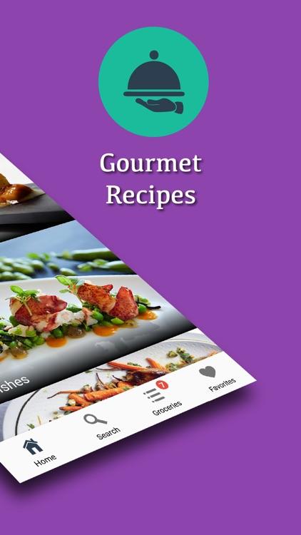 Gourmet Recipes: Fancy Meals
