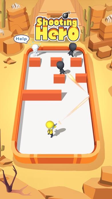 Shooting Hero: Sniper Robots