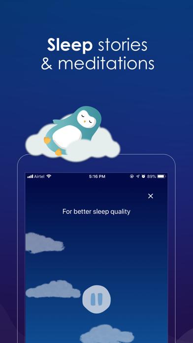 Wysa: Sleep Depression Supportのおすすめ画像5