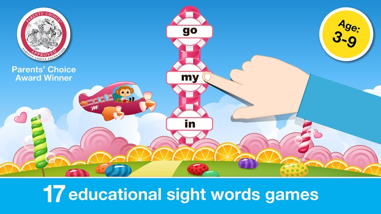 Sight Words ABC Games for Kids