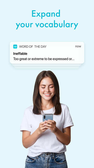 Word of the day・English Vocab Screenshot
