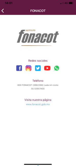 ‎FonaApp Screenshot