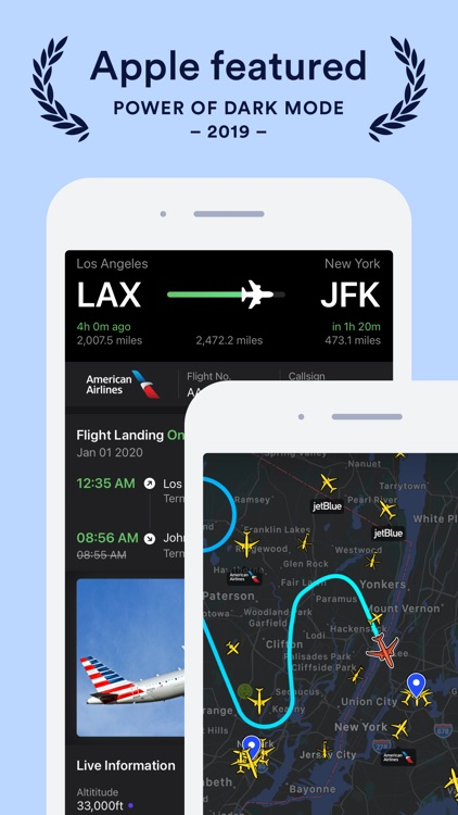 Plane Finder ⁃ Flight Tracker screenshot-8