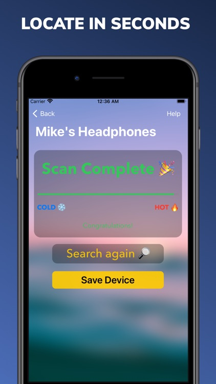 Find My Headphones And Devices screenshot-3
