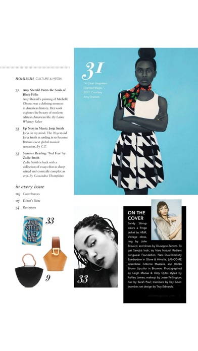 début magazineScreenshot of 3