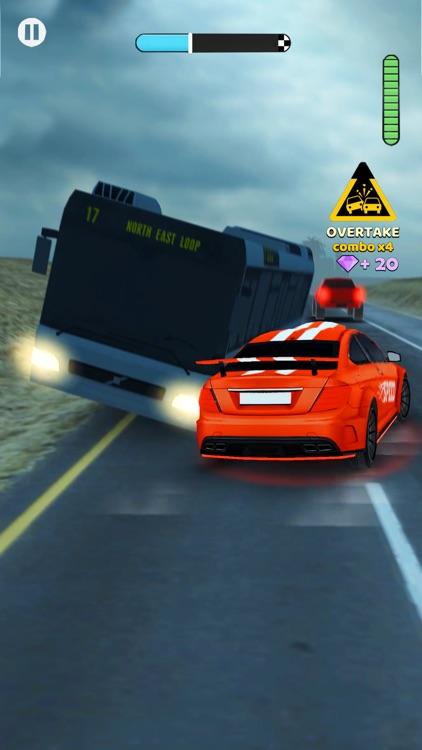 Rush Hour 3D screenshot-0