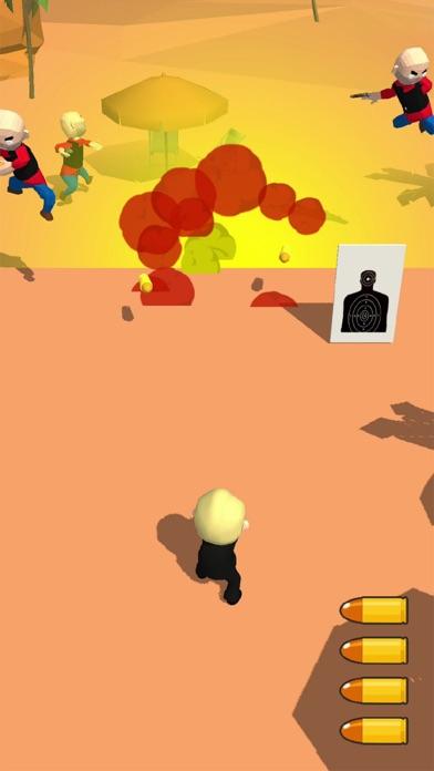 Time Recoil 3D screenshot 3