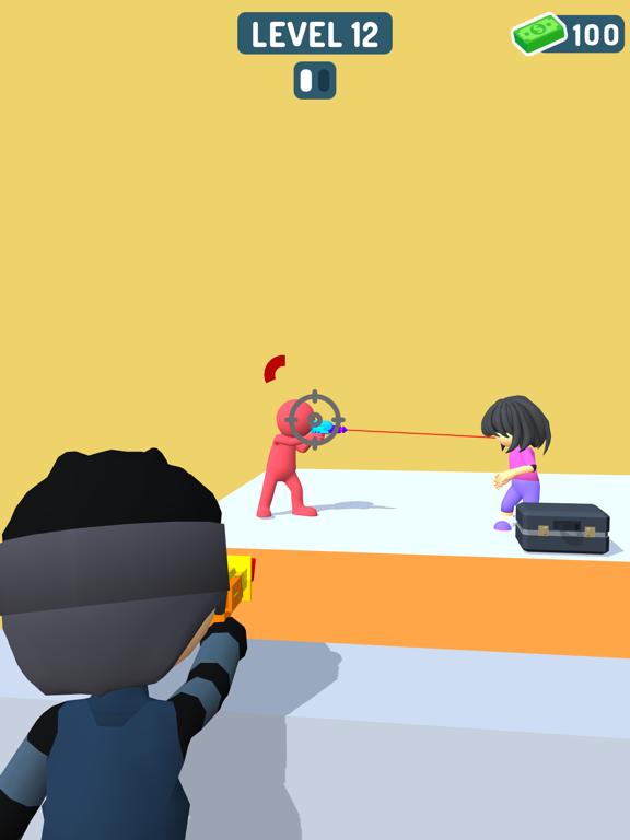 Sniper Runner screenshot 9