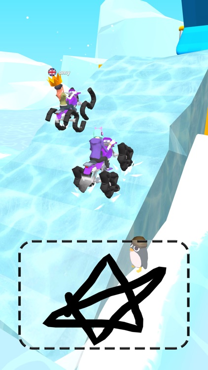 涂鸦骑士3D版 screenshot-3