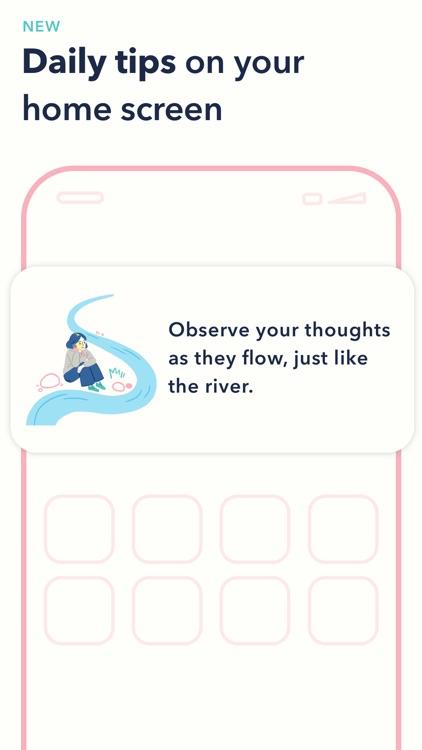Sayana: Daily Self-Care Guide screenshot-6