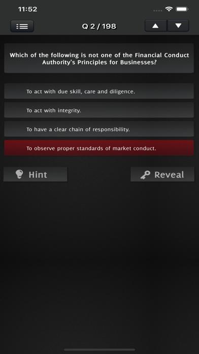 CeMAP 1 Mortgage Advice Exam screenshot 2