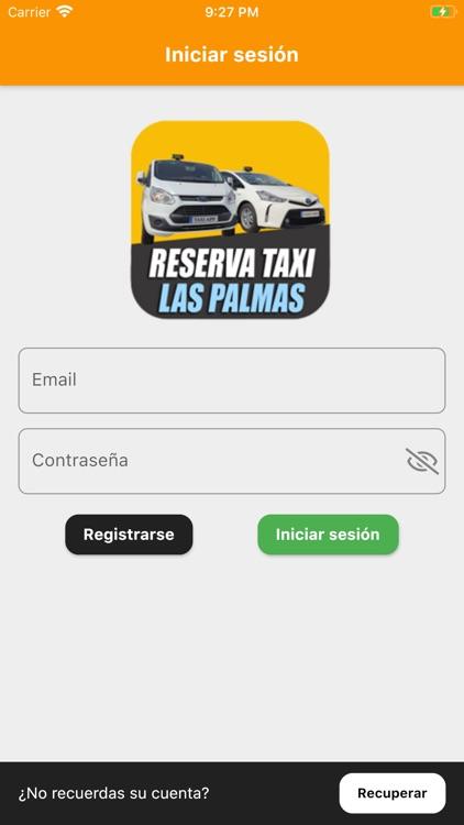 Reservas de Taxis Las Palmas