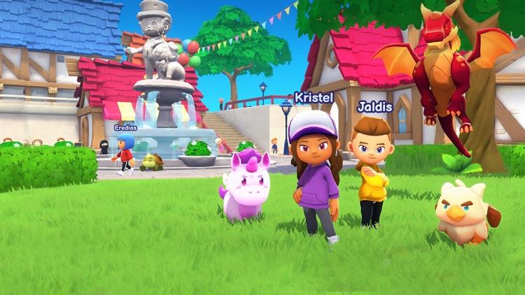 World of Pets - Multiplayer screenshot-3