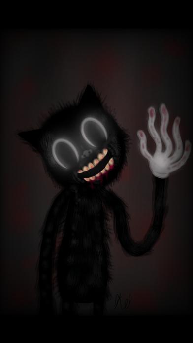 Cartoon Cat Jump scare & Voice