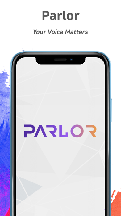 Parlor: The Social Talking App app image