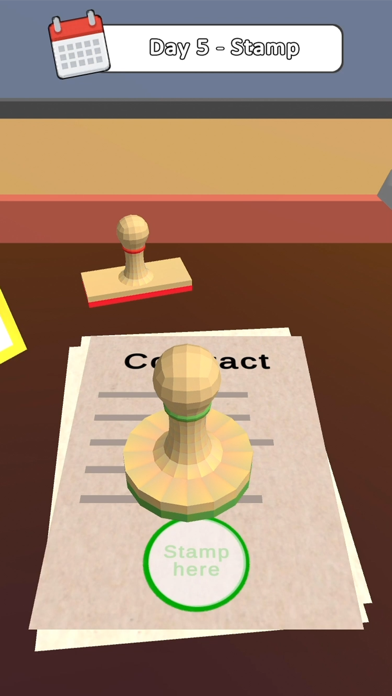Hiring Job 3D screenshot 5