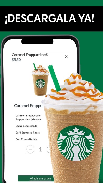 Starbucks El Salvador. screenshot 4