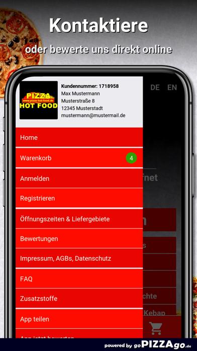 Hot Food Ribnitz-Damgarten screenshot 3