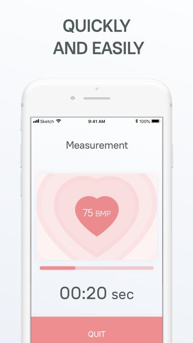 Heart Beat Rate. Daily yoga.のおすすめ画像3