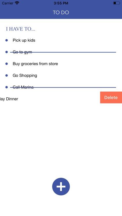 Task List screenshot-4