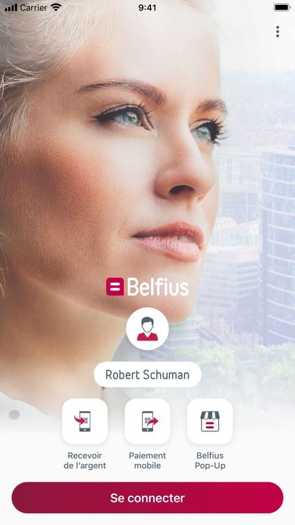 Belfius Mobile