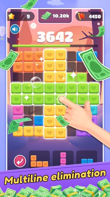 Happy Block-Classic Puzzle screenshot-3