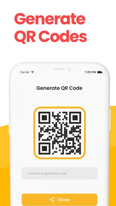 QR Code Reader: QR Scanner screenshot 5