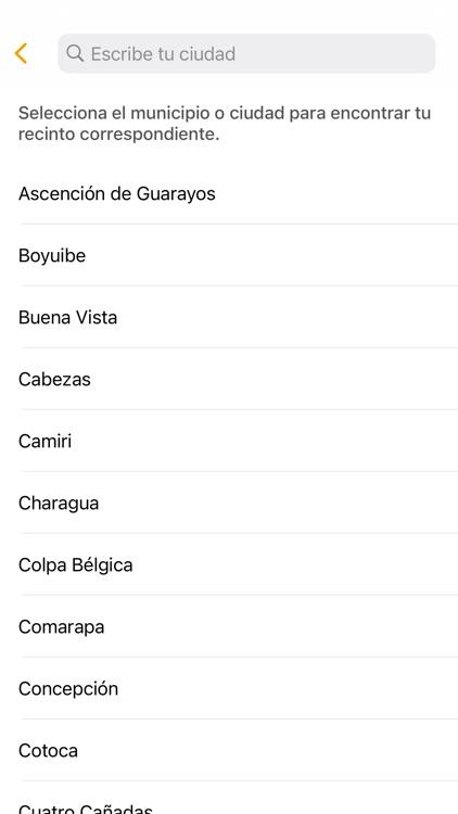CuidoMiVoto screenshot-5