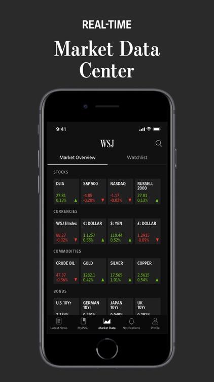 The Wall Street Journal. screenshot-3