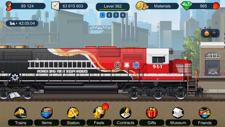 Train Station: Rail Transport screenshot-4