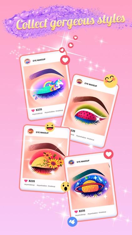 Eye Art: Perfect Makeup Artist screenshot-3