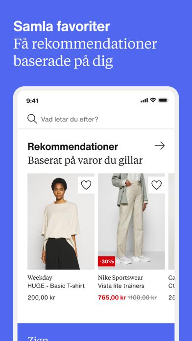 Zalando – mode & shopping på PC