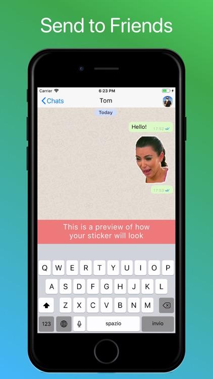 WhatSticker - Sticker Maker screenshot-3