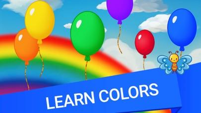 Balloon Pop Education for Kids screenshot 3