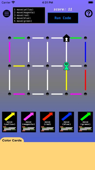 Code Cards Screenshot
