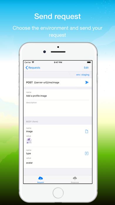 Restor screenshot 2