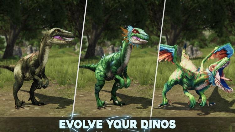 Dino Tamers: Jurassic MMORPG screenshot-0