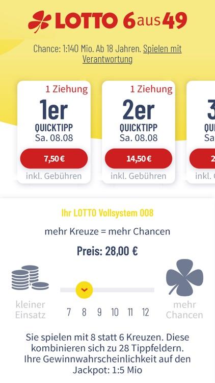 Lotto Brandenburg screenshot-3