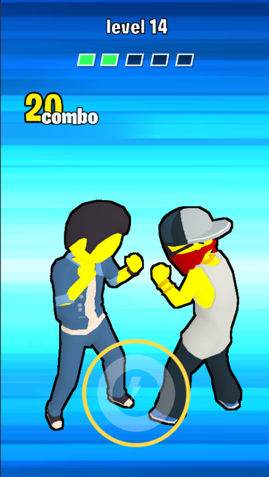 Mad Fighter screenshot 2