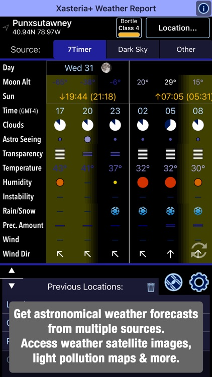 Polar Scope Align Pro Watch screenshot-3