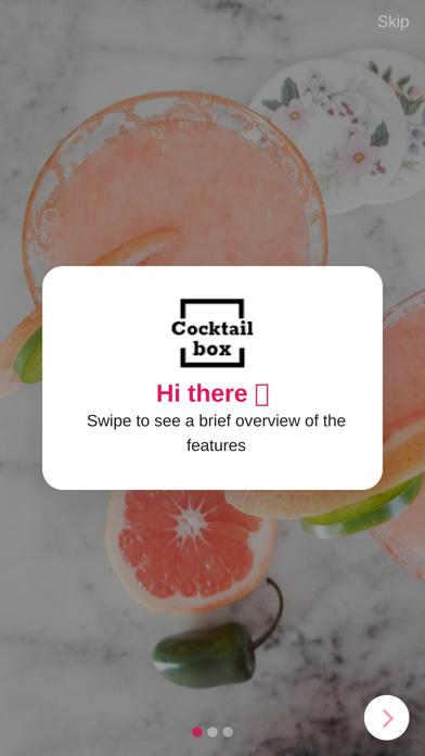 Cocktail Box screenshot 2