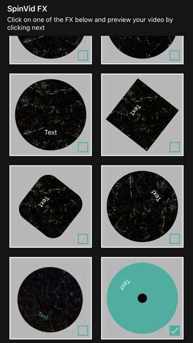 SpinVid screenshot 3